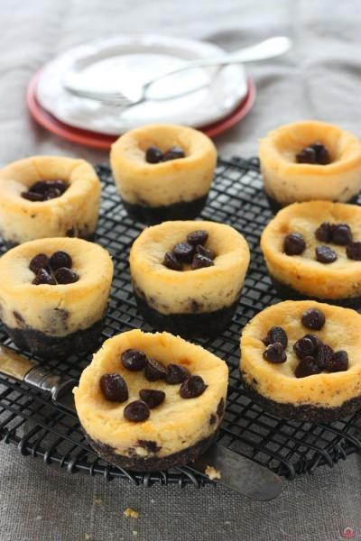 Porsiyonluk Mini Cheesecake