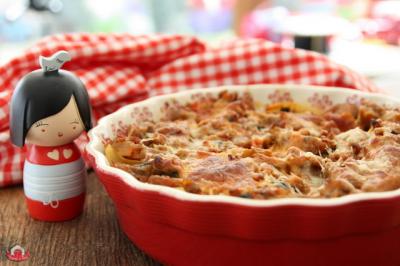 Patlıcanlı Lazanya (Jamie Oliver)